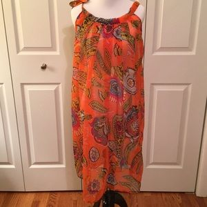 All Jazzed Up coverup/dress size S
